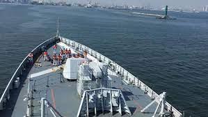 भारत और इंडोनेशिया की नौसेना ने अभ्यास 'समुद्र शक्ति' में भाग लिया